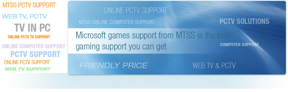 PCTV Support