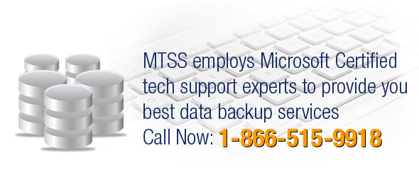 data backup Support