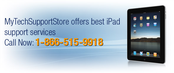 ipad technical support