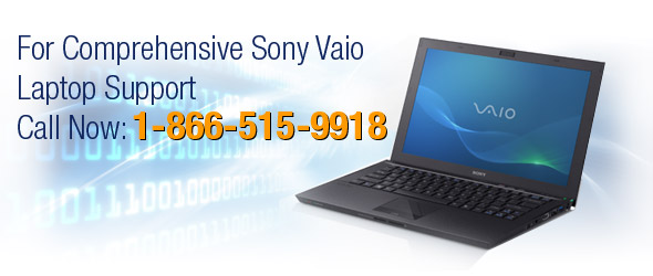 Sony Vaio Support